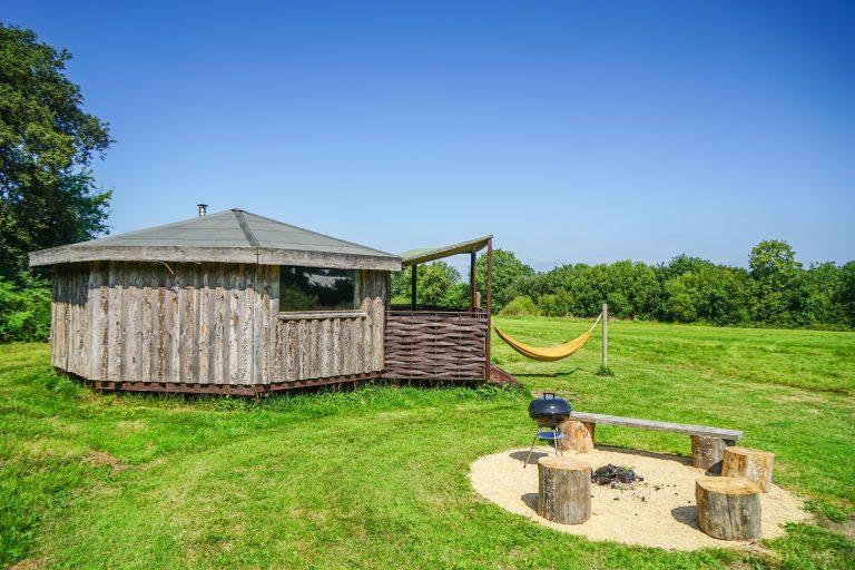 Yurt Glamping in Devon_Callisto 4