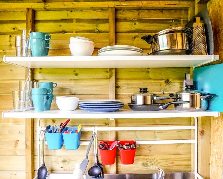Yurt Glamping in Devon_essentials