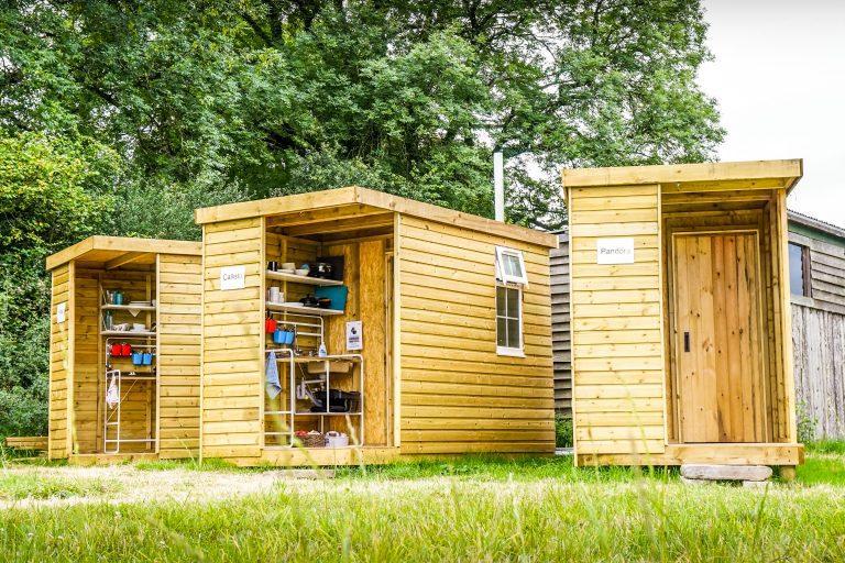 Yurt_glaping_in_devon_Yabin new amenities